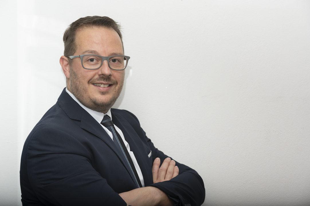 Nicola Marchesin, responsabile IT di Mebra Plastik Italia