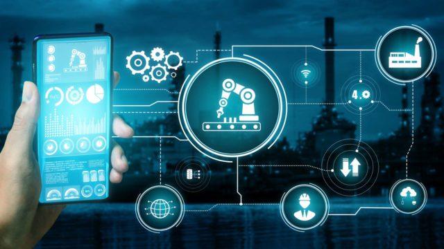 telecontrollo industriale in industria 4.0